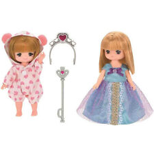 TAKARA TOMY JAPAN LICCA DOLL LW-22 MIKI CHAN & MAKI CHAN TWINS DRESS SET