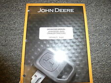 John Deere 450 Crawler Tractor Dozer Owner Operator Manual User Guide Omt23808