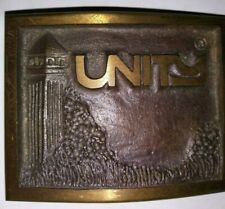 Unity Village Tower BELT BUCKLE -