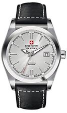 Swiss Military Watch Gents 5-4194 Black Strap RRP £475