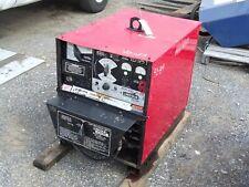 Lincoln Idealarc Dc Multiprocess Welder Power Source 230460v 3 Ph Dc 400