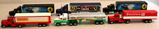 DTE 6 MATCHBOX CONVOY TP-23 FIRESTONE, (2) BODY GLOVES, TOYS R US, ORANGE JUICE