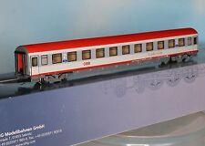 Tillig 13555, Spur TT, ÖBB 2.Kl. Reisezugwagen Typ Bmz Kinderkino,  Epoche 6