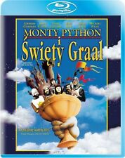 MONTY PYTHON I ŚWIĘTY GRAAL (MONTY PYTHON AND THE HOLY GRAIL) - BLU-RAY