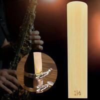 10pcs Good Tenor Saxophone Reeds 1 1/2 Strength Bb Size Sax Reeds