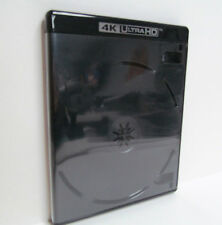NEW! 10 Premium VIVA ELITE Double Disc 4K Ultra HD Black Blu-ray Cases