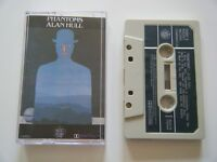 ALAN HULL PHANTOMS CASSETTE TAPE 1979 PAPER LABEL ROCKET RECORD CO. LINDISFARNE