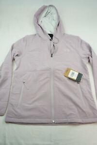 The North Face Mountain Womens Small Sweatshirt 3.0 Full-Zip Hoodie Purple D308