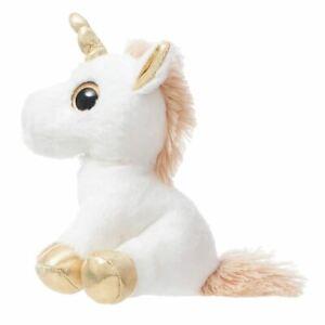 "Sparkle Tales Pink Twinkle Unicorn Super Soft Plush Toy - 7"" Aurora World"