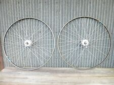 Wheels,  SUNTOUR SUPERBE PRO NJS Hubs 120, ARAYA PRO STAFF 340, Tubular