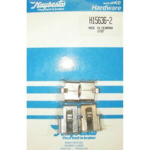 Raybestos H15636-2 Disc Brake Hardware Kit