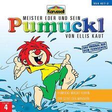 CD * PUMUCKL 04 : - MACHT FERIEN / DER GEIST DES WASSERS  # NEU OVP  !