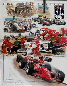 Indianapolis 500 Program - 78th 500 May 29, 1994