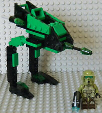 Lego Star Wars Custom Commander Gree Kashyyyk Corps Trooper 75035 & Walker 8014