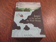 jasper et les secrets du vieil ocean - BARBARA ELSE