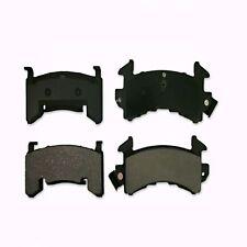 Disc Brake Pad Set Front,Rear AUTOZONE/ VALUCRAFT-BOSCH MKD154V
