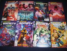 Earth 2: Society 1-22 & Annual 1 & Variant 17 DC Comics