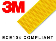 3M 983 Yellow Reflective Tape 55mm x 50m ECE104 Compliant (conspicuity EC104)