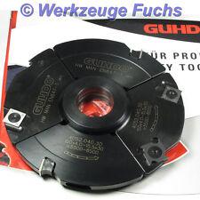 GUHDO HM WPL Verstellnuter 150x4-15,5x30 bis 45mm Nuttiefe Fräskopf HW Nutfräser