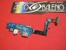 C PRO1 FLAT MICROFONO E PLUG RICARICA DATI per SAMSUNG GALAXY S2 GT i9100 MODULO