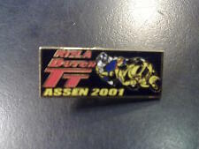 Pin Rizla Dutch TT Assen 2001