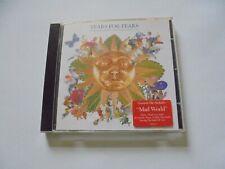 TEARS FOR FEARS - TEARS ROLL DOWN [Greatest Hits] (CD 1992)
