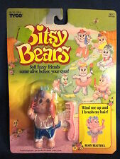 Tyco Bitsy Bears Beary Beautiful Bear Sealed