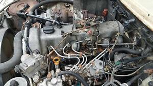 Mercedes OM617 engine 5 cylinder TURBO 180K miles California spec 617.952