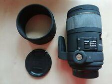 Sigma 150mm f/2.8 Macro Ex Dg Apo para Nikon