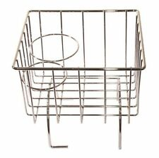 VW Beetle Tunnel Storage Basket In Chrome - Great Looking Accessory - T1 Type 1