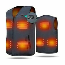 ARRIS XA0001 Electric Heating Thermal Vest with Battery