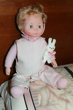 Vintage Fisher-Price Doll My Sleepy Baby 1978
