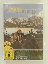 DVD Der Mann in den Bergen Dan Haggerty Die Blutsbrüder Ausreißerin Neu