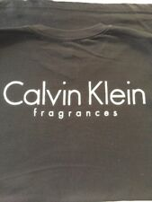 Calvin Klein fragrance T-shirt 100% Cotton.