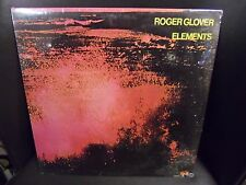 Roger Glover Elements LP 1978 Polydor SEALED Deep Purple