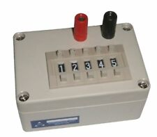 Capacitance (Electrolytic) Decade Box - (0.1uF - 9,999.9uF)
