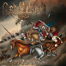 GRAVELAND - spears of heaven - CD 2009 - (No Colours Records)