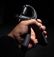Wrist Forearm Strength Training Hand Power Grip Exerciser Gripper Sport Fitness
