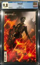 FRANCESCO MATTINA CGC 9.8 BATMAN #95 not CBCS VARIANT COVER SUPERMAN JOKER
