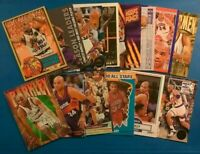 NBA Basketball 17-card Charles Barkley Lot *Topps Fleer Upper Deck SkyBox*