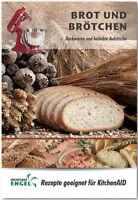 Brot und Brötchen – Rezepte geeignet für KitchenAid Classic / Artisan backen
