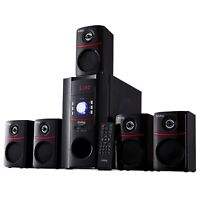 FS5010BT Bluetooth Home Theater 800 Watt Surround Sound 5.1 Speaker System