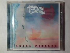 ANONIMO ITALIANO Buona fortuna cd STEFANO BORGIA ERIC DANIELS XAVIER GIROTTO