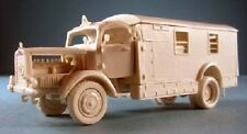 Milicast G267 1/76 Resin WWII German Mercedes  L4500A Truck with Office Body