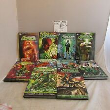DC Comics Green Lantern 10 hardcover graphic novel lot- Geoff Johns 0316