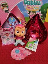 Cry Babies Magic Tears Pink Edition New Nessie Open pack 💓💖