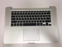"MacBook Pro 15"" Retina A1398 Trackpad Keyboard battery A1494 2013 2014 Grd A"