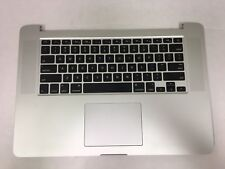 "MacBook Pro A1398 15"" 2015 Top Case Battery A1618 Keyboard Touchpad 661-02536"
