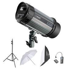 Neewer 300W Kit d'Eclairage Flash de Studio Strobobscope Monolight