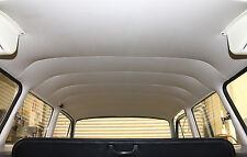 New VW Type 3 Squareback Perforated Off-White Headliner 1962-1973
